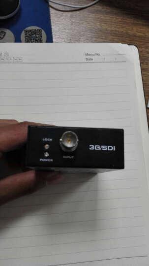 迈拓维矩 MT-SDI-H01 SDI转HDMI转换器广播级高清SD/HD/3G-SDI摄像机接电视 晒单图