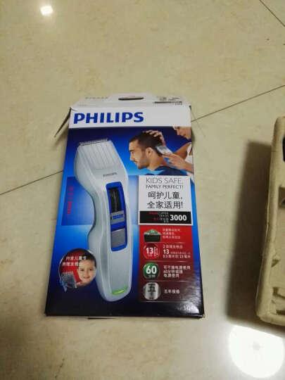 飞利浦(PHILIPS)电动理发器儿童理发器宝宝理发器儿童婴儿电推剪剃头刀静音充电式电推子 HC1088/15 晒单图