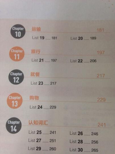 新东方 3500词搞定托业考试 晒单图