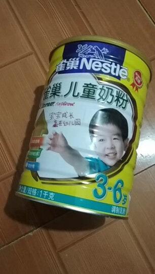 雀巢(Nestle) 儿童奶粉1000g/克(3-6岁适用) 金装4段幼儿配方奶 4罐 晒单图