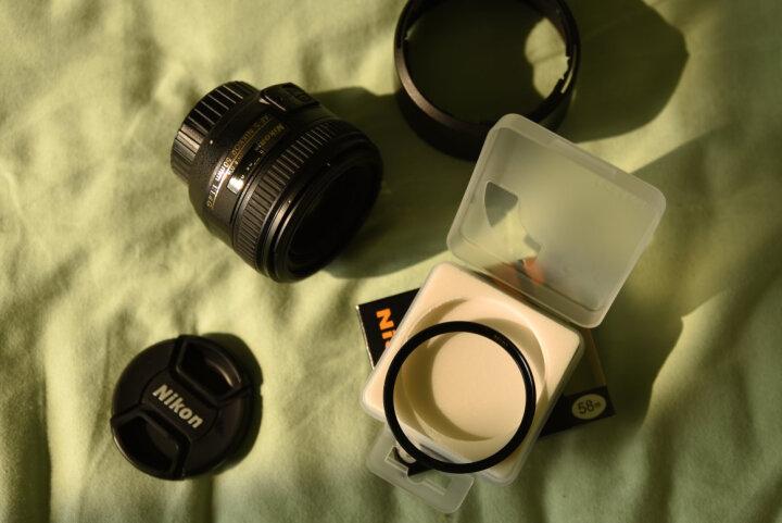 尼康(Nikon) AF-S 50mm f/1.8G 镜头 入门标准定焦牛头 晒单图