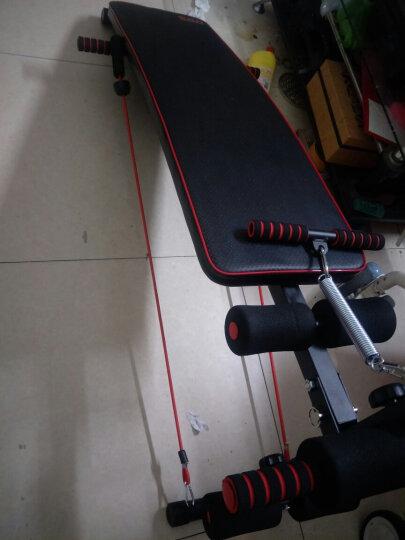 多德士(DDS)仰卧板仰卧起坐板 家用健身器材 多功能收腹机收腹器腹肌板健身板 LJ114 晒单图