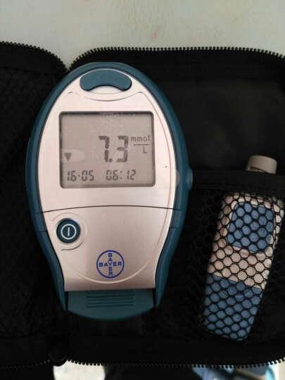 拜耳拜安捷2血糖仪血糖试纸 免调码 原装进口 血糖仪1台+50片试纸  效期18年2月 晒单图