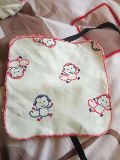 纬饰佳婴儿礼盒新生儿衣服用品纯棉男女猴宝宝初生母婴内衣套装满月礼物 红色小马图案 晒单图