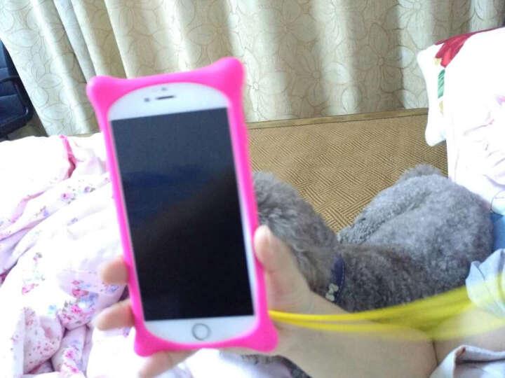 Bone 手机壳泡泡卡通PC软硅胶壳适用于iPhone7/8Plus可爱防摔防撞全包 iphone8Plus/7Plus猫咪 晒单图