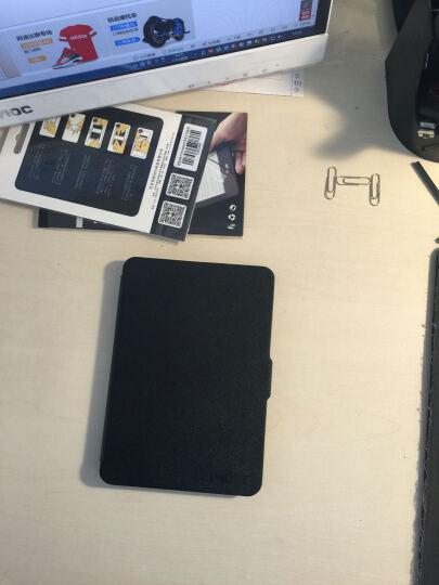 雷麦 全系列kindle电子书阅读器专用保护皮套 适用于899/958电子书保护套 1499款 疯马纹 深蓝 晒单图