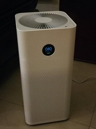 小米(MI)空气净化器2代/pro 家用 除甲醛智能除灰尘雾霾二手烟办公室PM2.5 米家空气净化器Pro+除甲醛经济版滤芯 晒单图
