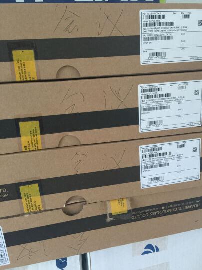 华为(Huawei)S1700-16R 16口百兆机架式非网管企业交换机 晒单图