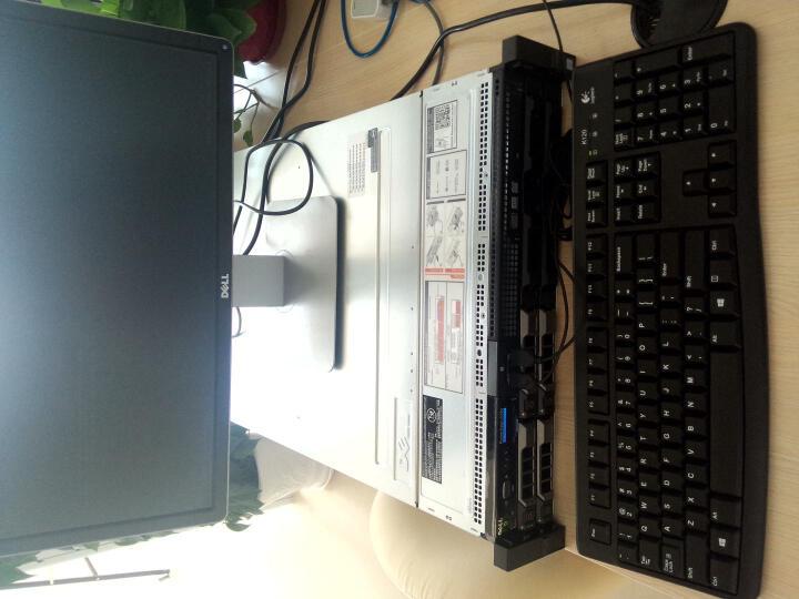 戴尔(DELL)R730 2U机架式服务器主机箱(8盘位) 1颗E5-2620V4+495W*1 32G / 1T 7.2K*3 晒单图