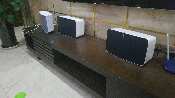 SONOS PLAY:5音响 音箱 家庭智能音响系统 智能音响 WiFi无线 书架音响 多房间(白色)S100 晒单图