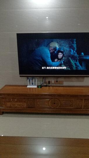 艾美 DF80-T(60-80英寸)电视挂架 电视架 电视机挂架 电视支架 壁挂仰角可调 夏普长虹小米TCL海信KKTV 晒单图
