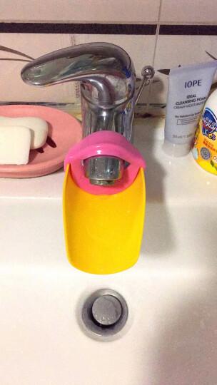 香蕉宝宝 奇奇小鸭水龙头延伸器儿童宝宝洗手导水槽洗手器延长器 粉/黄色 晒单图