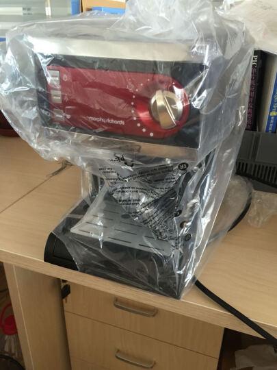 摩飞电器(Morphyrichards) MR4622咖啡机 意式家用 泵压咖啡机半自动 晒单图