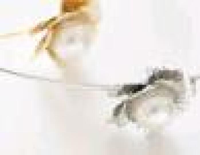 美欧全 头饰 韩国发饰 金色花朵珍珠水钻发箍发卡发夹 带钻发圈女款FG-01 几何款 均码 晒单图