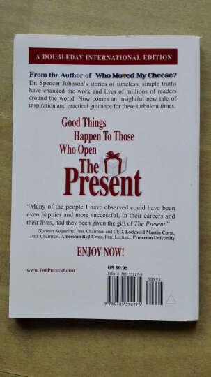 The Present 礼物 英文原版 晒单图