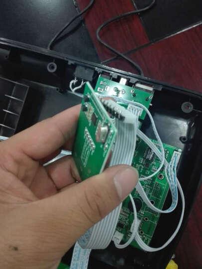 酷丰 食堂刷卡消费机打卡机打印一体机  中文台式IC卡 Z30U 消费机+发卡器 晒单图
