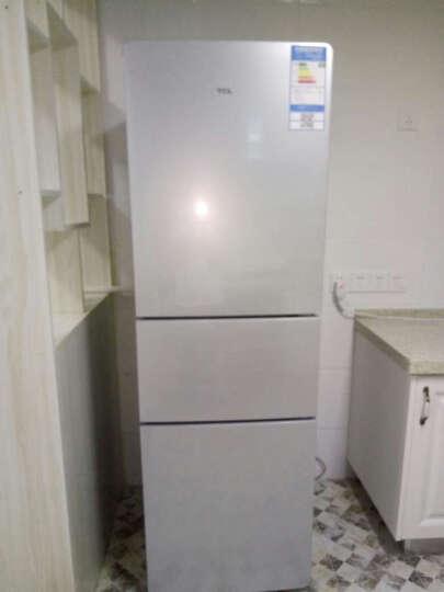 TCL 冰箱洗衣机家庭实惠套装6公斤全自动波轮+205升节能三门冰箱 晒单图