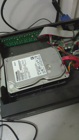 东芝(TOSHIBA) 1TB 32MB 5700RPM 监控硬盘 SATA接口 影音串流系列 (DT01ABA100V) 监视应用优化 晒单图