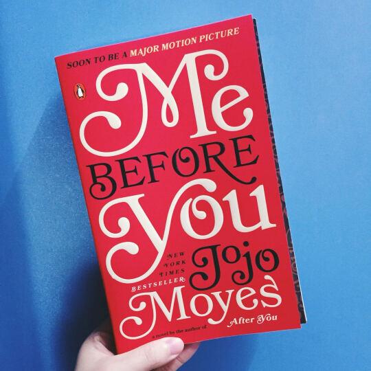 我就要你好好的 乔乔莫伊斯 英文原版 Me Before Yo 正版 英文原版小说 晒单图