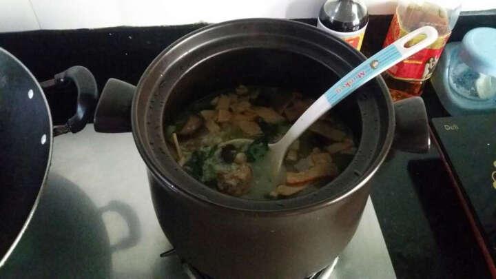 收到时觉得太大了,今天试着煲了一锅大全干贝水饺胡萝卜排骨的猪肉做法图解图片