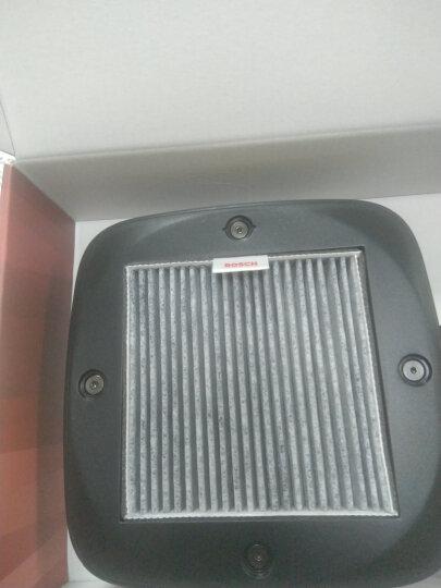 博世 BOSCH 车用车载空气净化器 去除甲醛甲苯新车异味雾霾 灵动S300 高效净化PM2.5 自动循环 晒单图