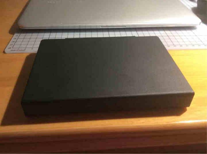B.O.W 航世 HB099 折叠蓝牙无线键盘 笔记本有线家用办公游戏迷你小键盘背光 白色带背光键盘 晒单图