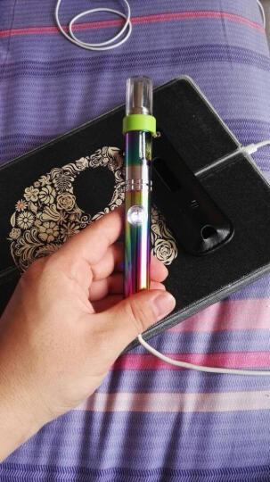 绿音G3进口电子烟正品大烟雾女蒸汽烟套装男士戒烟产品水烟 彩虹色 多色可选 晒单图