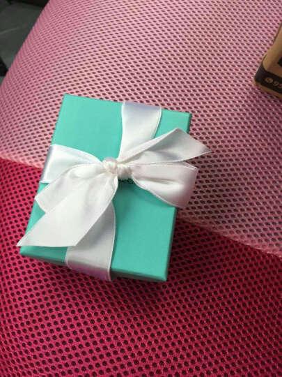 蒂芙尼蒂凡尼 Tiffany T&CO.®系列钥匙吊坠配项链 35483853 心形迷你 晒单图