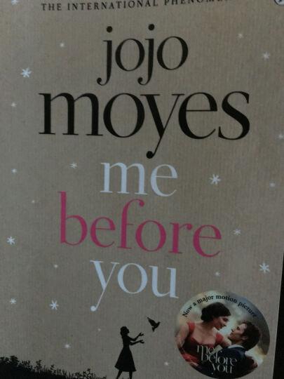 现货 英文原版Me Before You我就要你好好的 电影遇见你之前原著小说 晒单图