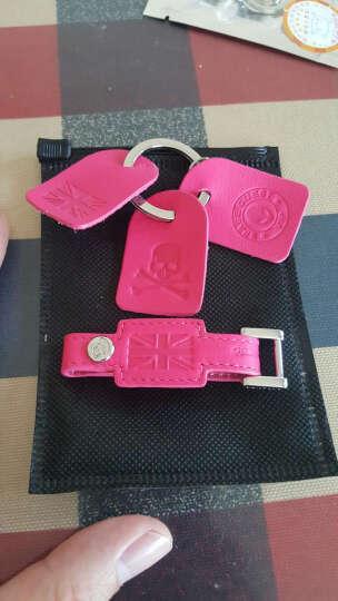 标车族宝马迷你钥匙包套真皮mini cooper MINI钥匙扣链壳男女士专用于 芭比红 晒单图