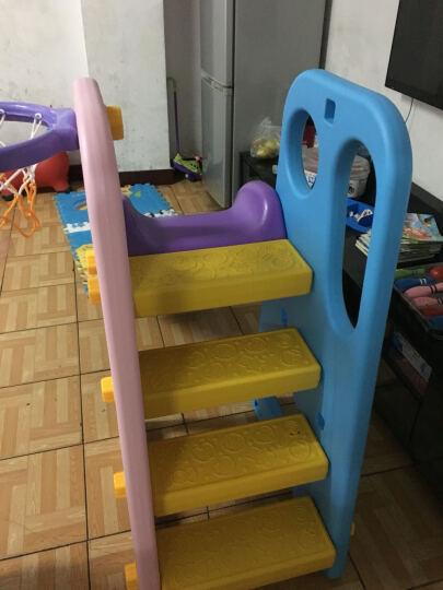 家玩具(A) 幼儿园大型户外滑梯 小博士滑梯 小区公园滑滑梯玩具大型游乐园设备 A17 晒单图
