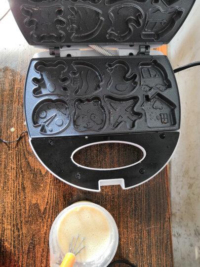 莱恩哈特(Lionheart) CCM-131小八哥可爱卡通家用蛋糕机电饼铛双面悬浮式加热华夫饼机 小八哥蛋糕机 晒单图