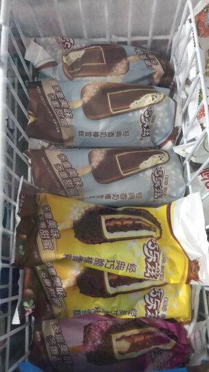 蒙牛 绿色心情 炼乳红豆加绿豆口味雪糕 68g*6支 家庭装(新老包装随机发货)(雪糕冰淇淋系列 ) 晒单图