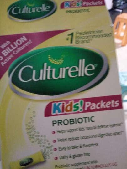 美国康萃乐Culturelle婴幼儿童LGG益生菌粉调理肠胃湿疹30袋 单盒装 晒单图