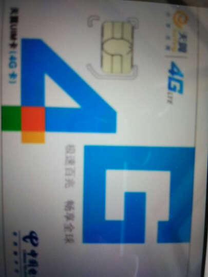 山西电信太原飞Young 4G纯流量云卡(内含100元话费,激活即可到账) 晒单图