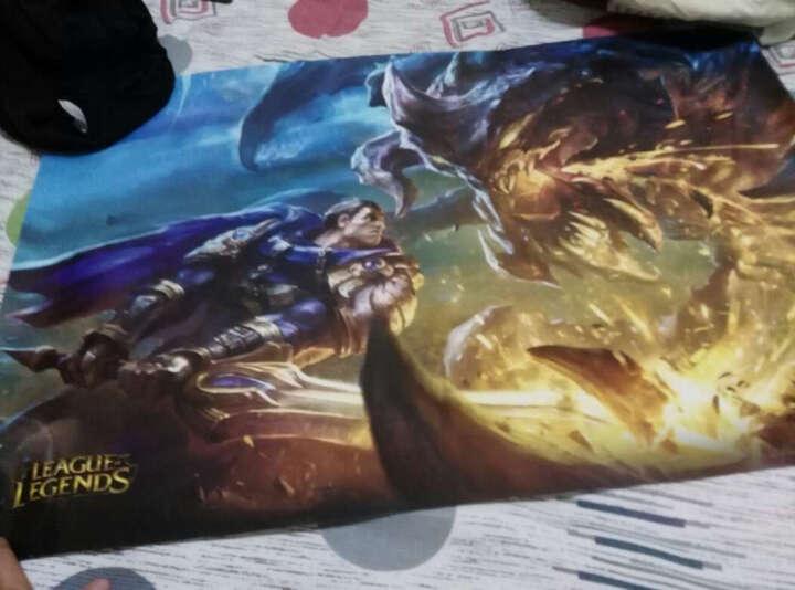 英雄联盟 LOL 致命盛宴 精美海报壁纸  官方正品 晒单图