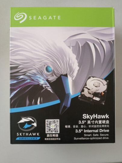 希捷(SEAGATE)SV35系列 3TB 7200转64M SATA3 监控级硬盘(ST3000VX000) 晒单图