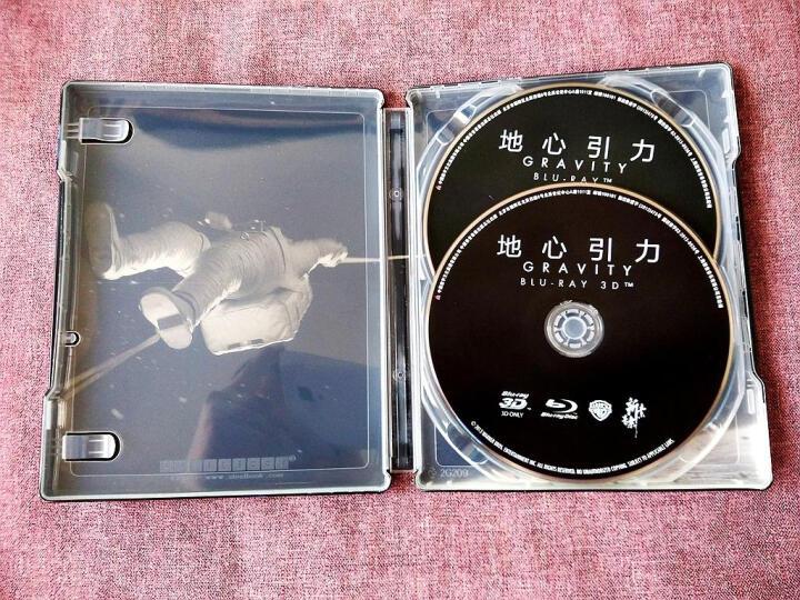 地心引力(蓝光碟 3DBD+BD50)(限量丹麦进口铁盒版) 晒单图
