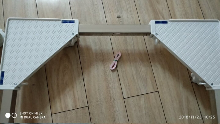 毕亚兹 洗衣机底座 冰箱底座托盘架 滚筒洗衣机支架 立式空调垫架 通用海尔TCL西门子美的(八固定脚)sg-3 晒单图