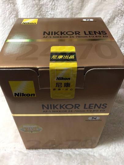 尼康(Nikon) AF-S 24-70mm f/2.8G ED 镜头 晒单图