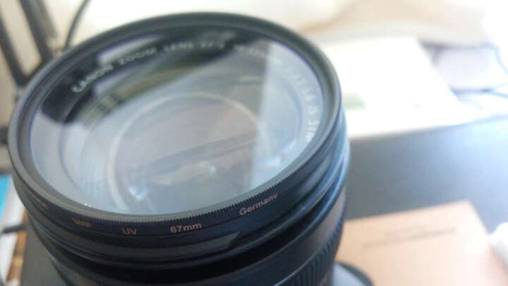 LANGDSEA UV滤镜 尼康/佳能/小痰盂适用 单反镜头保护 滤光镜 67mm 晒单图