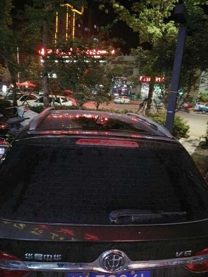 安美盛 中华H530中华V5鲨鱼鳍烤漆天线 改装专用带信号装饰天线收音机天线 汽车用品配件 中华V5 阿特拉斯棕 晒单图