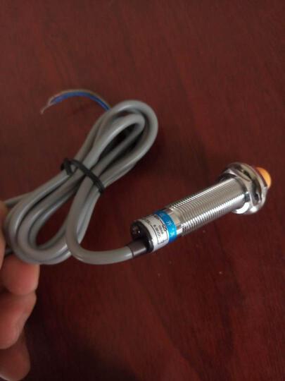 LJ12A3-4(2)-Z/BX接近开关传感器交流直流PNP常开M12无触点感应式接近开关 LJ12A3-4-Z/DX常闭两线直流6-36V 晒单图