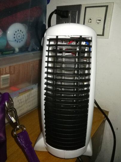 美菱(MeiLing)取暖器迷你电暖器  家用电暖气电热取暖器办公室小暖风机立卧两用 MDN-RN05T 晒单图