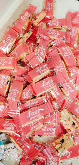 【5件包邮】无极岛棉花糖 原味 草莓味diy牛轧糖雪花酥原料牛轧奶芙白色彩色日式糖果烘焙原料 葡萄味180g 晒单图