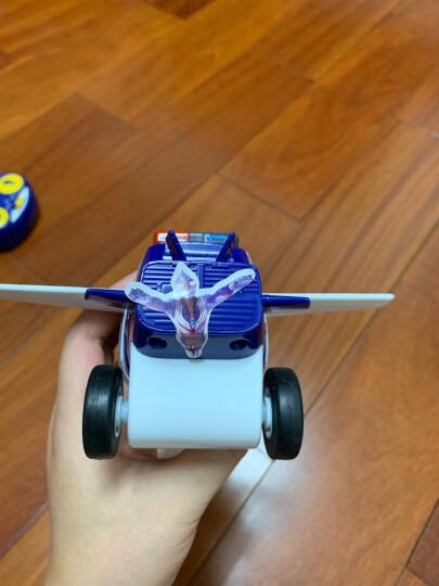 奥迪双钻超级飞侠玩具套装遥控车/电动车玩具发光发声效果 核心驾驶舱 晒单图