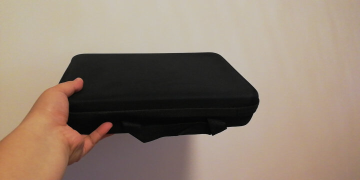HONGDAK GoPro9/8/7/6运动相机配件套装适用于大疆灵眸小蚁hero5潜水骑行头盔支架 标准套装B(52件) 晒单图
