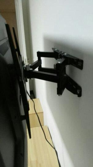 乐歌 L5(32-60英寸)电视挂架加宽加厚电视支架旋转伸缩壁挂电视机架 50/55英寸小米TCL海信等大部分通用 晒单图