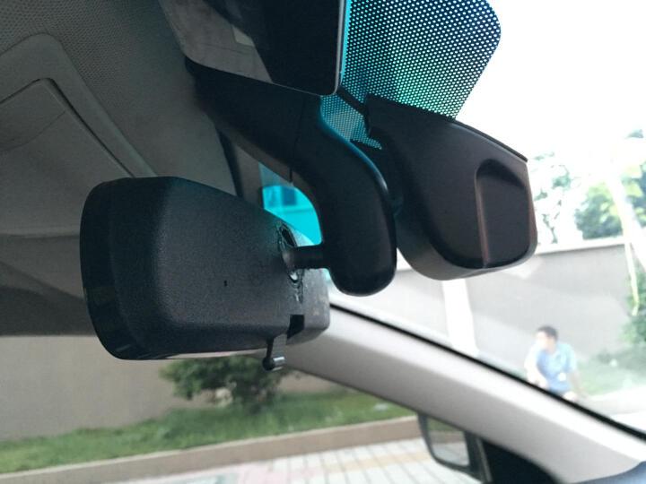 隐藏式行车记录仪专车专用OBD取电 高清夜视 前后双录1080P 远程监控 行车轨迹 无线测速电子狗 比亚迪S6/S7/F0/F3/G5/G6/M6专用 【套餐二】单镜头+32G卡 晒单图