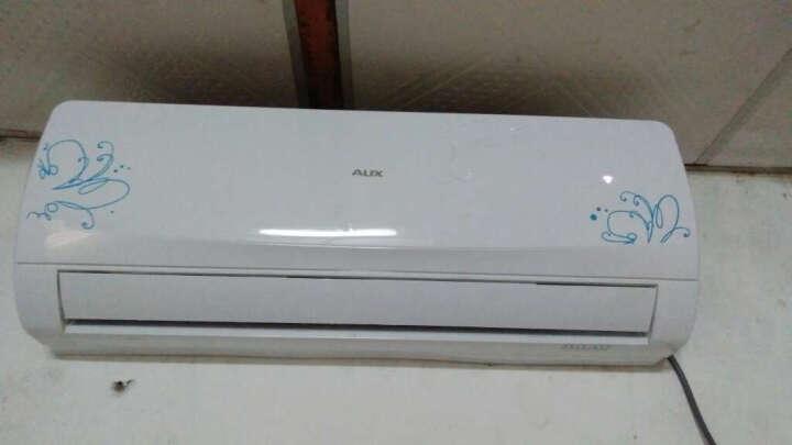 奥克斯 (AUX) 1.5匹 变频冷暖 制热 壁挂式空调挂机(KFR-35GW/BpHJD+3) 晒单图
